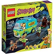 LEGO - La máquina del misterio, multicolor (75902)