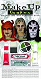 Fiori Paolo - Make-Up Kit Completo Halloween in Blister