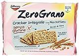 ZeroGrano - Cracker Integrale, Senza Glutine - 2 confezioni da 10 pezzi da 36 g [20 pezzi, 720 g]