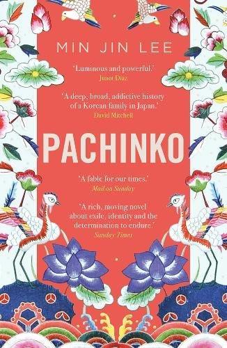 Buchseite und Rezensionen zu 'Pachinko' von Min Jin Lee