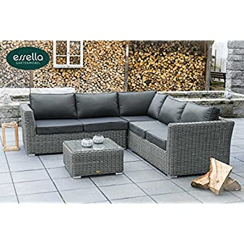 Amazon.de: Polyrattan Lounge \