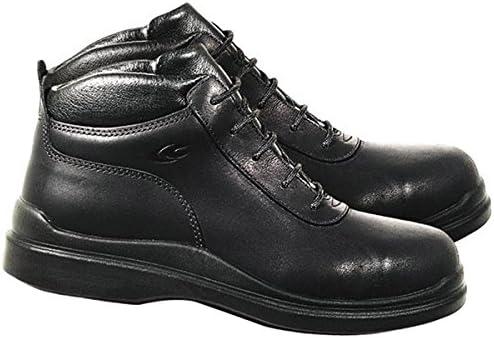 Cofra NEW Juran S3 par de zapatos de seguridad talla 44 MARRÓN