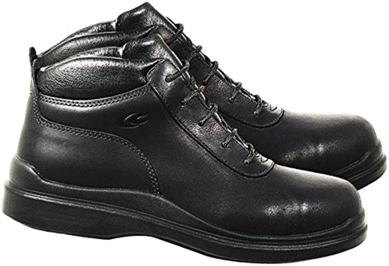 Cofra NEW Juran S3 par de zapatos de seguridad talla 46 MARRÓN
