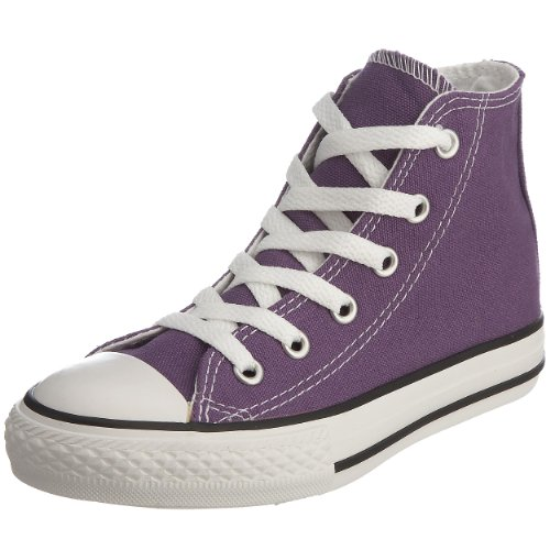 Converse Chucks Kinder 3J622 AS HI CAN Purple Lila, Größe:28 (Schuhe Converse Lila)