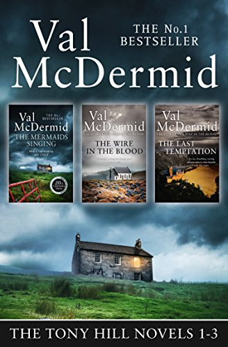 Val McDermid 3-Book Thriller Collection: The Mermaids Singing, The Wire in the Blood, The Last Temptation (Tony Hill and Carol Jordan) (English Edition) -