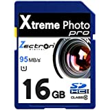 NEW 16GB SD SDHC MEMORY CARD FOR Canon PowerShot SX240 HS CAMERA
