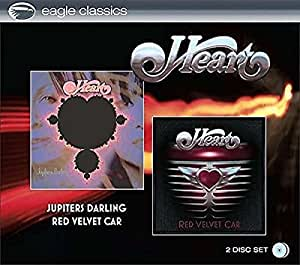 Jupiters Darling+Red Velvet Car (2cd)