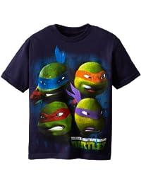 Teenage Mutant Ninja Turtles - 3D Faces Juvy T-Shirt