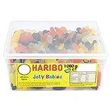 Haribo Jelly Bohnen - 1080g - ungefaehr 600 Stk
