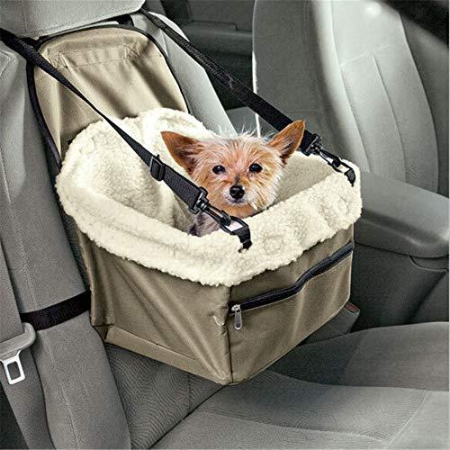 Muswanna Autositz für Haustiere, Autositz mit Verstell… | 00636946322069