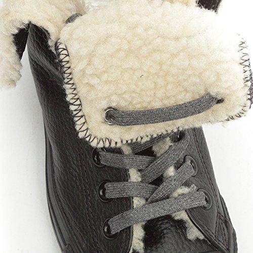 Converse Ctas Knee Hi Sneakers da donna Noir (Noir 8)