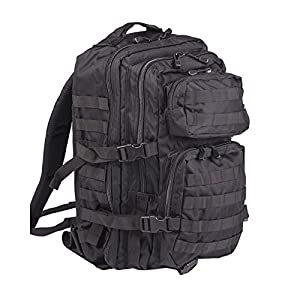 512qrpMvkyL. SS300  - Mil-Tec 14002608, US Assault Pack / Rucksack Approx., 20 Litre Military / Outdoor / School