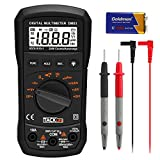 Tacklife DM03 Classic Digital Multimeter Auto Range Practical Multi Tester with Max Value