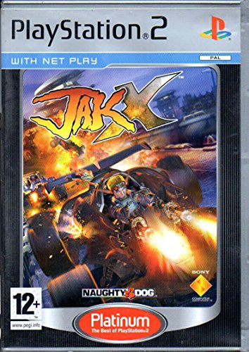 Jak X PLT [Ps2 - Edizione: ITA/FRA/ENG/NED]