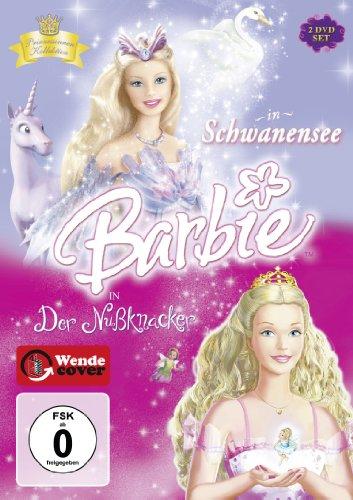 Barbie in: Der Nussknacker / Barbie in Schwanensee [2 DVDs] (Dvd Rapunzel Barbie)