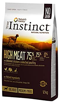 True Instinct High Meat Adult Nourriture pour Chien 12 kg