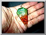 #5: Jet Orgone Pendulum 2 Healing Free 40 Page Booklet on Jet International Crystal Therapy 2