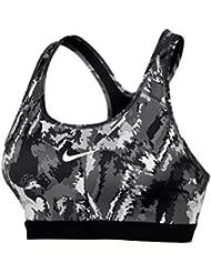 Nike Pro CLSC Pad Oil glch Bra–Brassière de sport pour femme