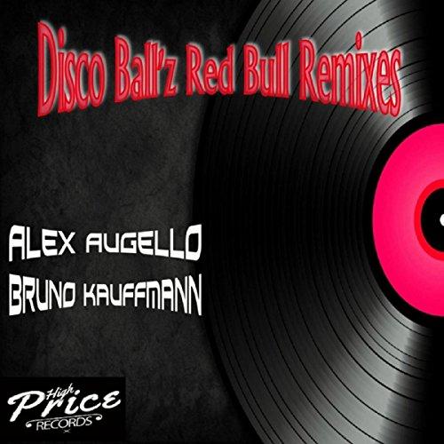 Red Bull Remixes (Red Disco Balls)