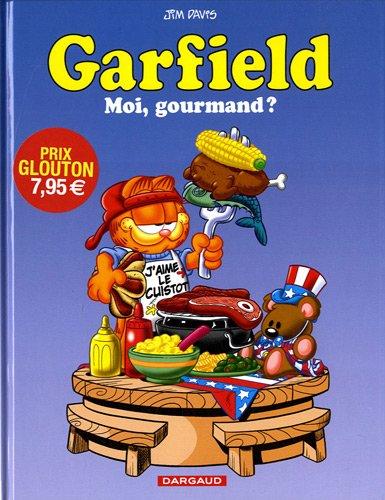 Garfield, Tome 46 : Moi gourmand ?
