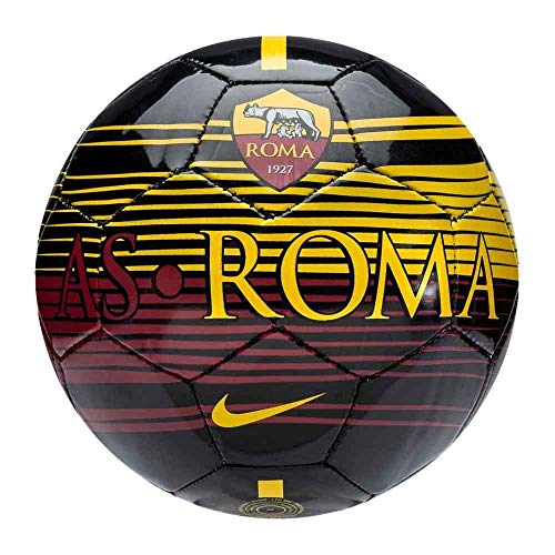 Nike Team Crimson A S Roma Skills Football Black University Gold 1