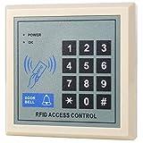 HWMATE Ständer Alone Access Control Tastatur RFID Proximity ID Card Reader 125 kHz 255 Benutzer für Tür-Sicherheitssystem