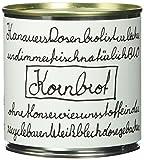 Hanauer Bio Kornbrot in der Dosen, 2er Pack (2 x 180 g)