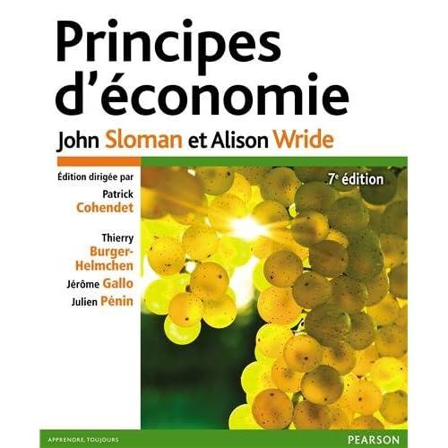 Principes d'économie 7e édition