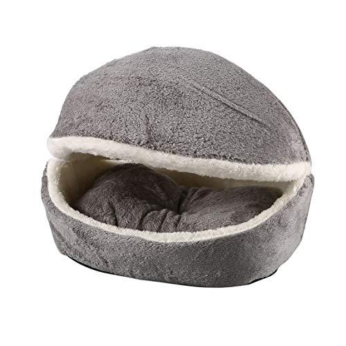 Zinniaya Hamburguesa Lavable Cama Perro Mascota Funda