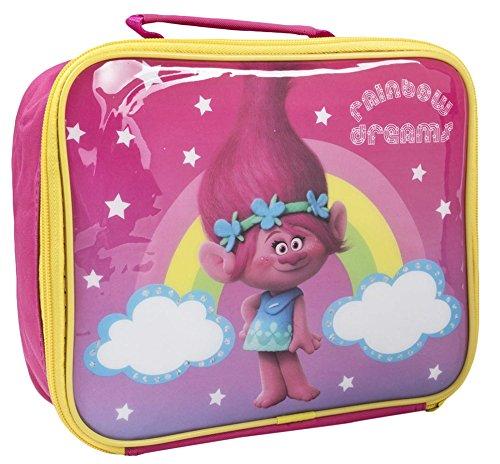 che für Kinder mit Cartoon-Charakter Einheitsgröße Trolls - Rainbow Dreams ()