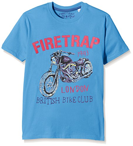 Firetrap Boy's Motorcycle T-Shirt