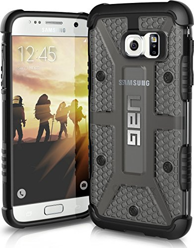 URBAN ARMOR GEAR Cell Phone Case for Samsung Galaxy S7, Ash  available at amazon for Rs.1990