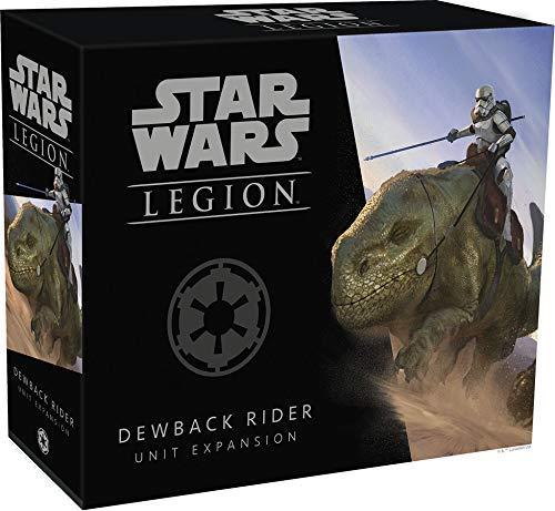 Star Wars Legion: Dewback Rider Unit Expansion - English