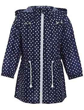 Mädchen Windjacke Kagool Leicht Wasserabweisend Regenjacke In Einer Tasche Kinder