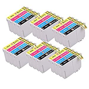 24 PerfectPrint Compatible Ink Cartridges for Epson XP-102 XP-202 XP-212 XP-215 XP-205 XP-225 XP-30 XP-302 XP-305 XP-312 XP-315 XP-322 XP-325 XP-402 XP-412 XP-415 XP-405 XP-405WH XP-422 XP-425