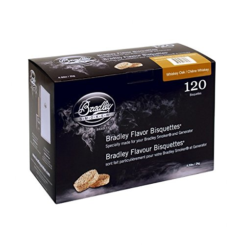 Bradley Smoker, Waffel für Räucherkisten Bradley – Whiskey Oak