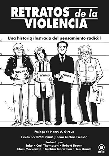 Retratos de violencia (La Palabra Ilustrada)
