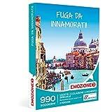 smartbox Emozione3 - Cofanetto Regalo - Fuga da Innamorati! - 990 soggiorni in Hotel 3 e 4 Stelle in...