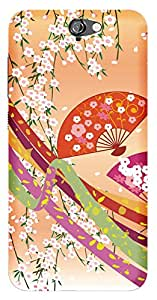 TrilMil Printed Designer Mobile Case Back Cover For HTC One A9