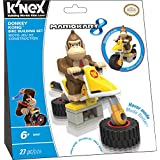 K'NEX Mario Kart 8 Donkey Kong Hover Bike Building Set