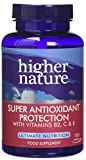 Best Antioxidants - Higher Nature Super Antioxidant Protection Pack of 180 Review