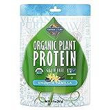 Garden of Life Organic Plant Protein (Smooth Vanilla Flavour, 260g Vegan Powder)