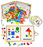 Die besten unbekannt Tafel Marker - XL Set: Koffer / Tafel mit Magneten aus Bewertungen