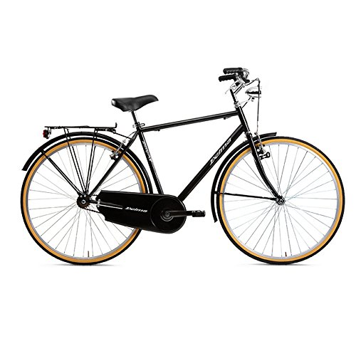 DELMA Bicicletta Torino UOMO 28'' 1 Velocita' Nero (City) / Bicycle Torino MAN 28'' 1 Speed Black (City)