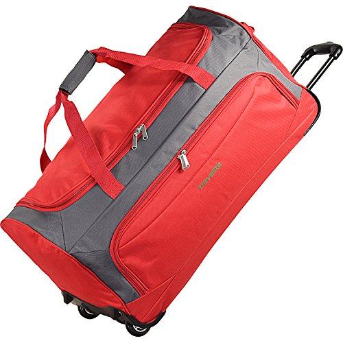 Travelite Garda XL Sac de voyage à roulettes Femme/Homme 72 cm rot anthracite