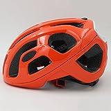 235g peso ultra ligero - ciclismo bicicleta de carretera bicicleta de montaña MTB bicicleta casco de seguridad - seguridad certificados cascos de bicicleta para hombres y mujeres adultos, adolescentes y niñas - cómodo, ligero, transpirable ( Color : Red )