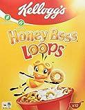 Kellogg's Honey Bsss Loops, 6er Pack (6x 375 g)