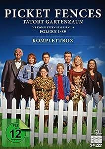 Picket Fences - Tatort Gartenzaun, Komplettbox [24 DVDs]