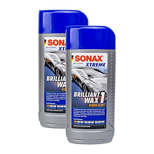 Sonax + Wax