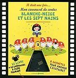 Blanche neige et les septs nains - Mon carrousel de contes
